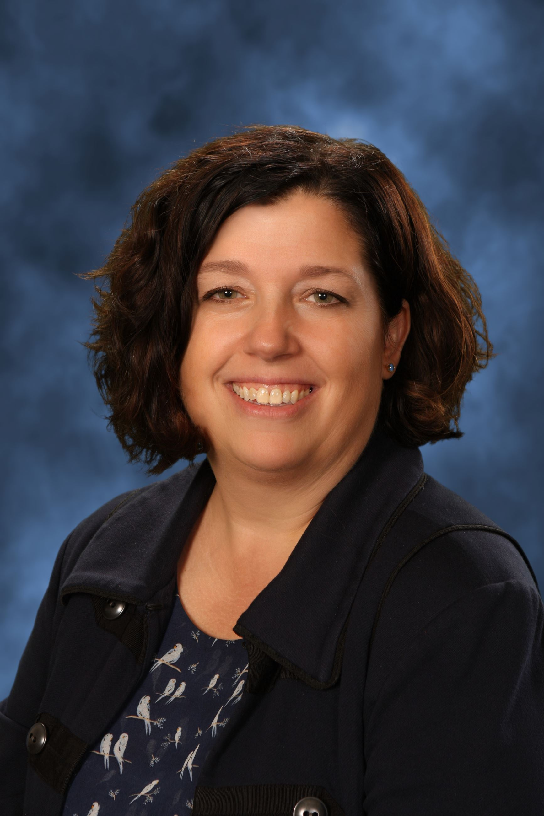 Gina Nash, City Manager