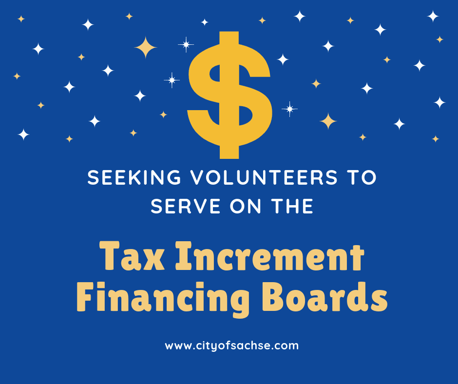 Tax Increment Financing Board