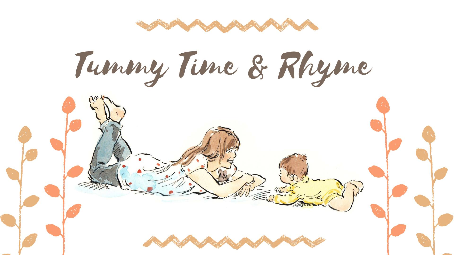 Tummy Time & Rhyme