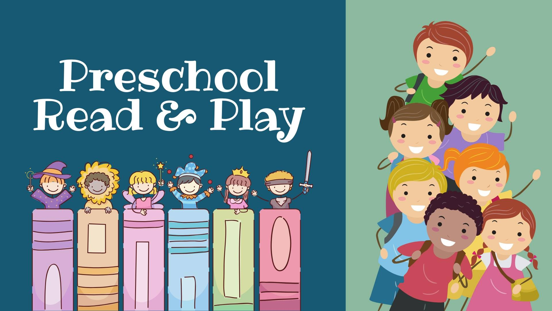 Preschool Read & Play