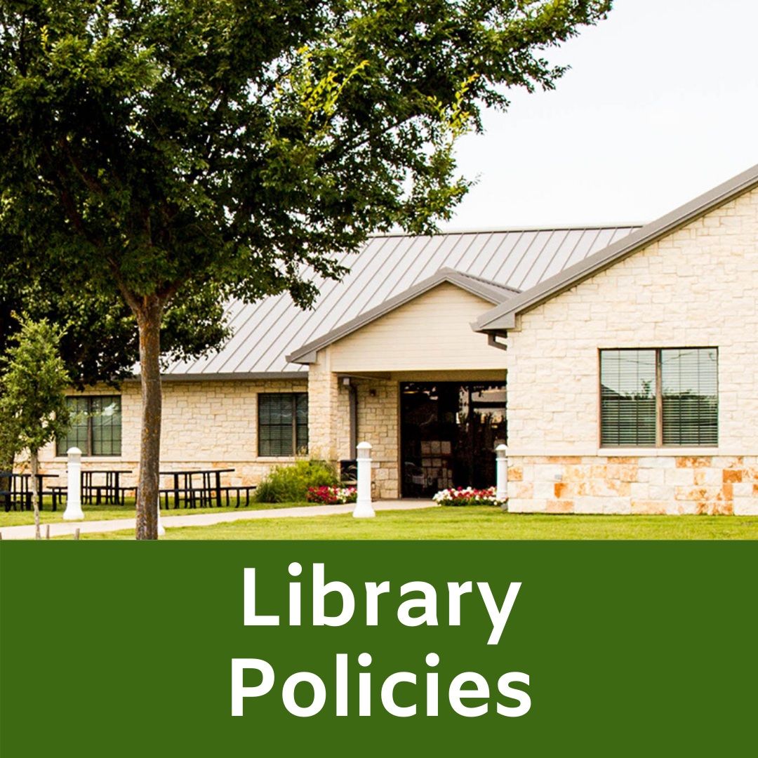 Library Policies