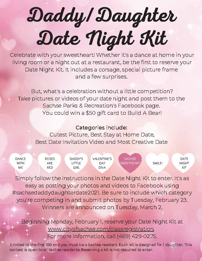 Daddy_Daughter Date Night Kit