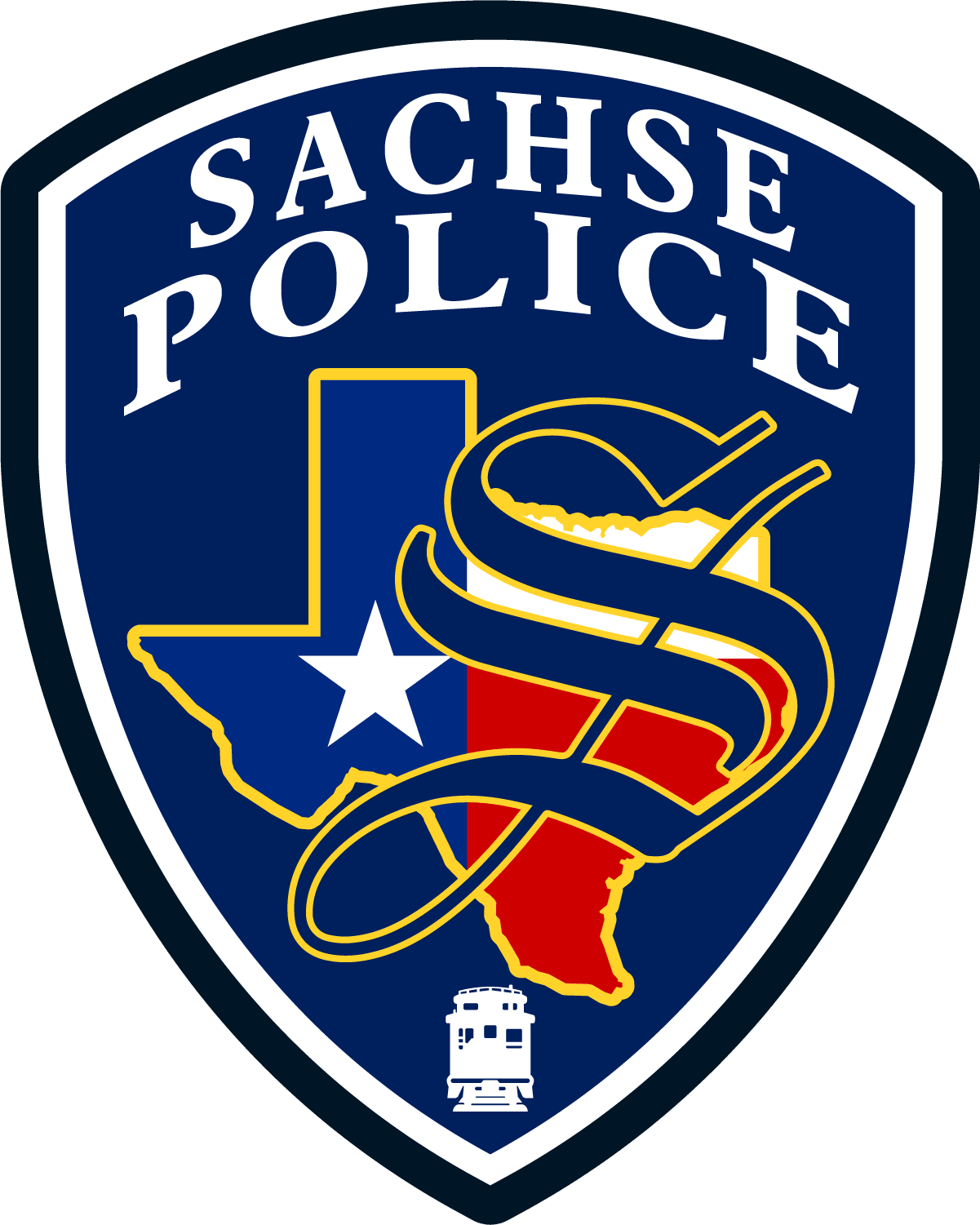 C-156961 Sachse Police Department Shoulder Patch 4 Texas jl AR