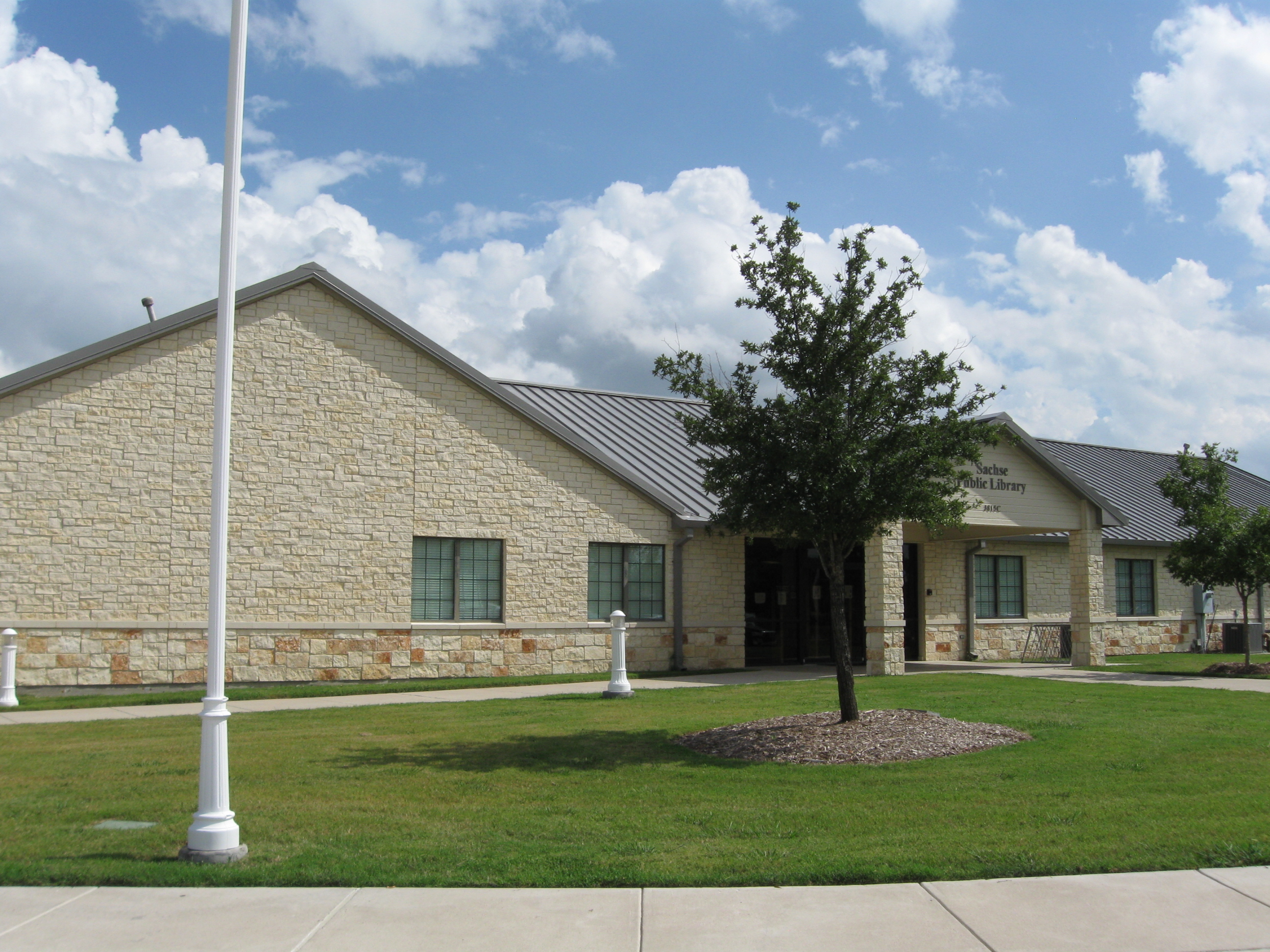 Sachse Library